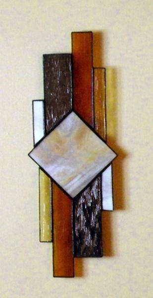 tiffany obrázek, bytový doplněk
