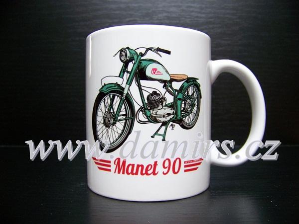 Hrnek s motivem Manet 90