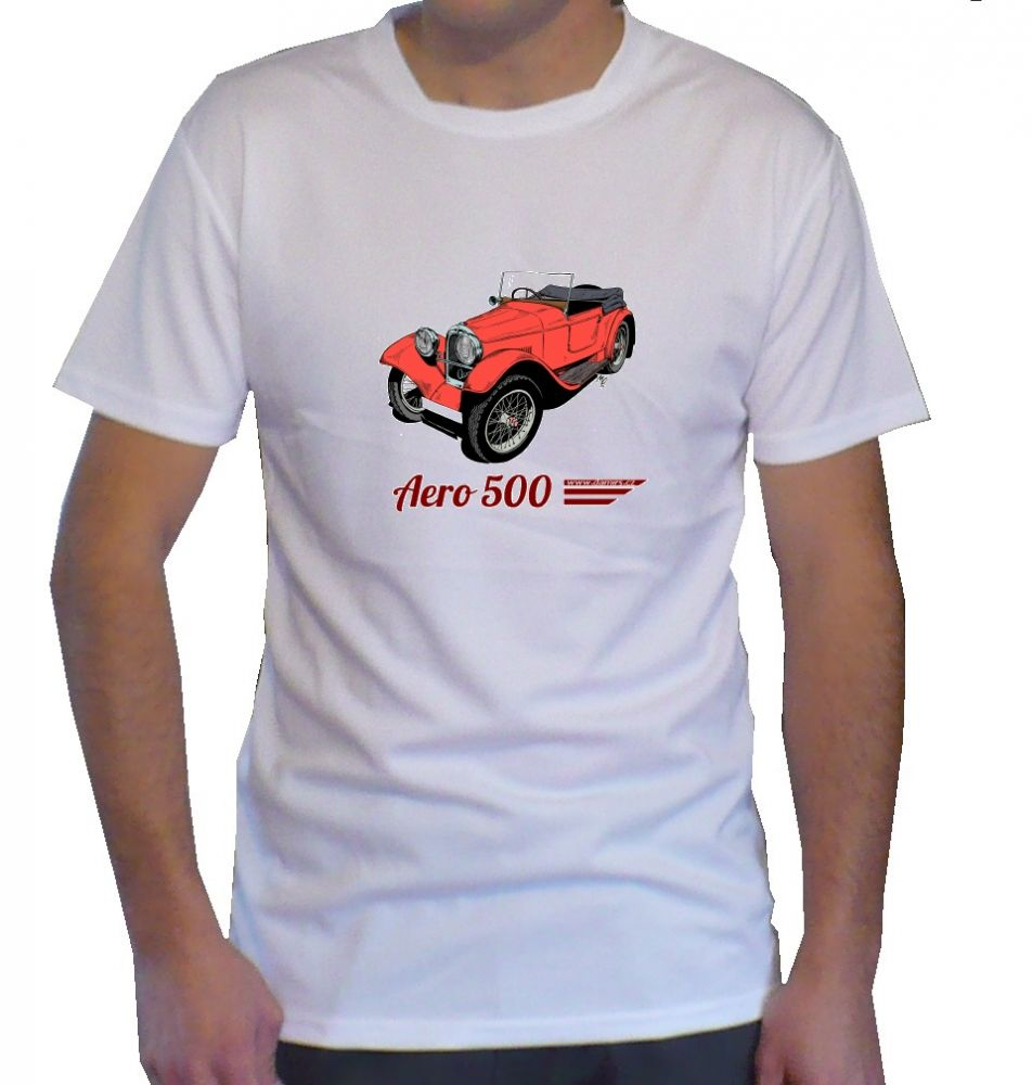 Triko s motivem Aero 500