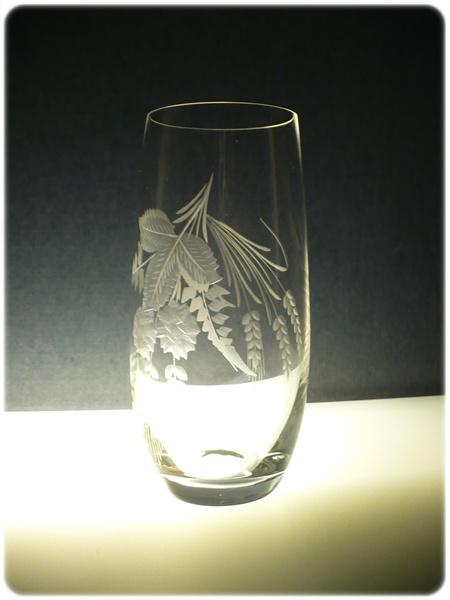 sklenice na pivo 1ks Club 350ml,sklenička s rytinou chmel, dárek k narozeninám