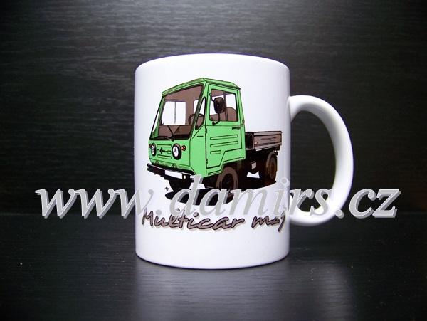 hrnek s motivem Multicar m25