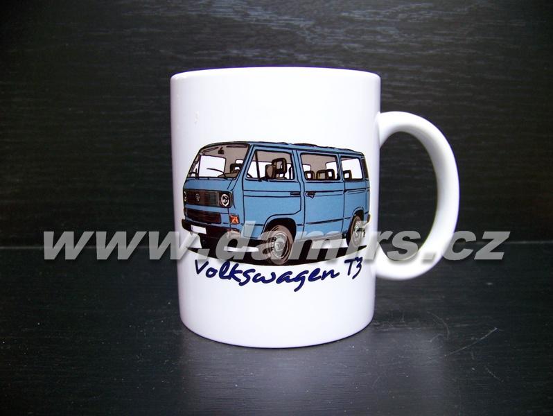 hrnek s motivem Volkswagen t3