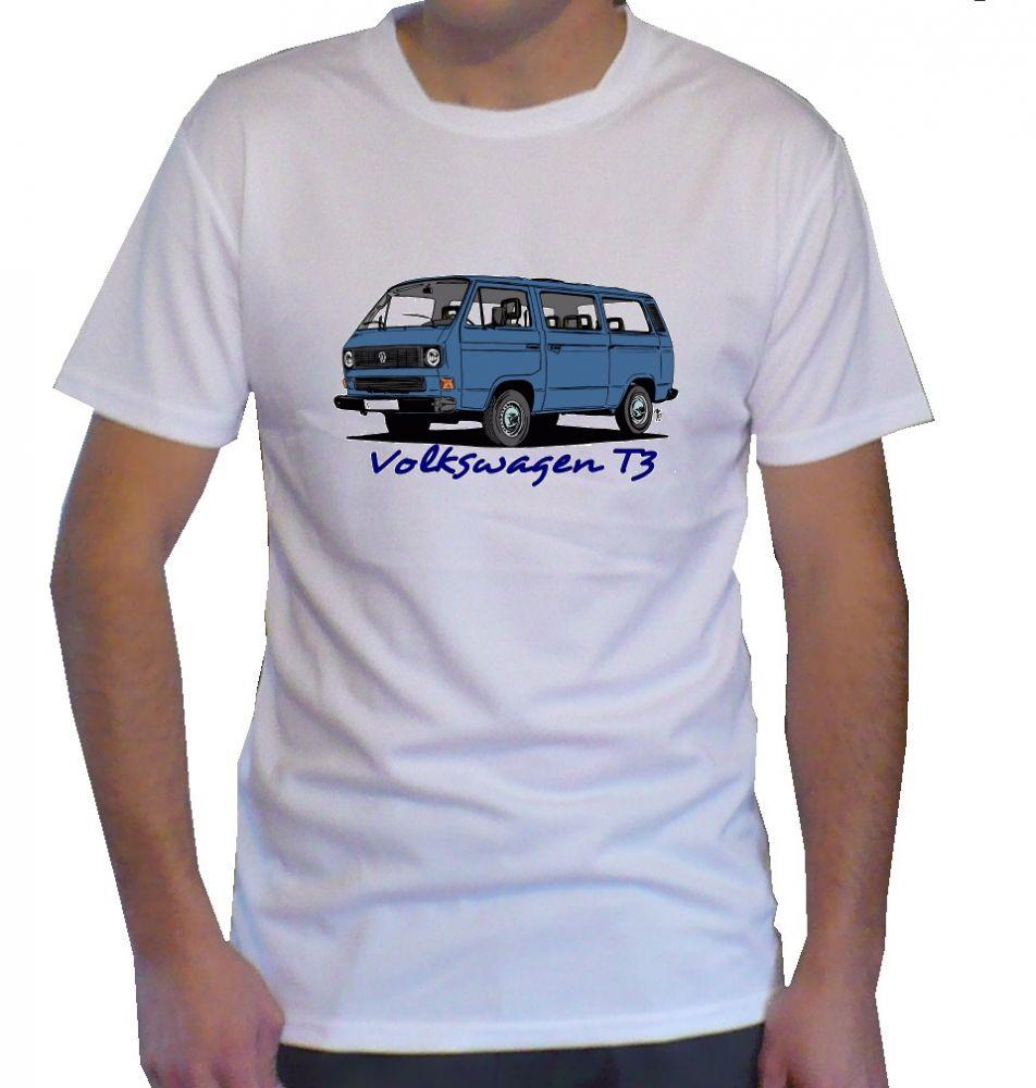 Triko s motivem Volkswagen t3