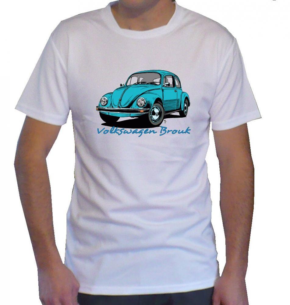 Triko s motivem Volkswagen Brouk